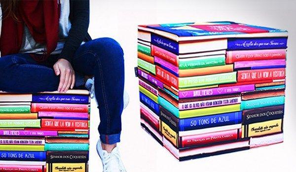 Puff Livros - nerdstore
