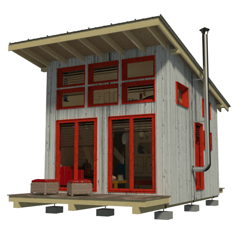 Beach Cottage Plans Marlene Cottage Plan Small House