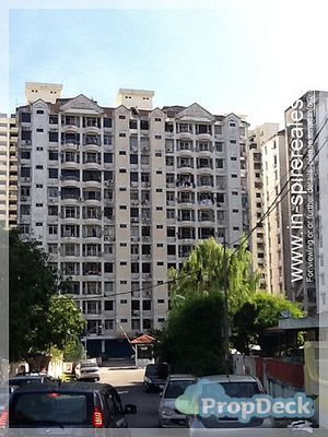 Taman Tegoh Apartment in Tanjung Tokong Penang http://propdeck.com/classifieds/condo-at-taman-tegoh-for-sale-by-inspirerealestate