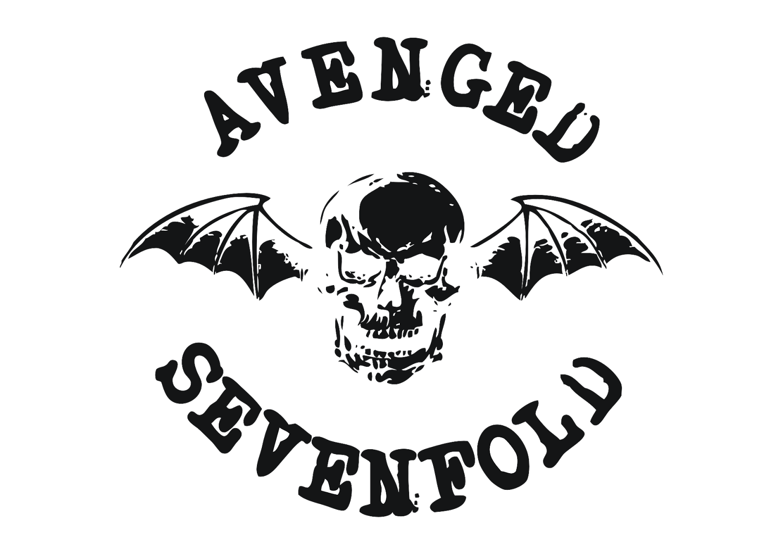 Logo Avenged Sevenfold Vector Free Logo Vector Download