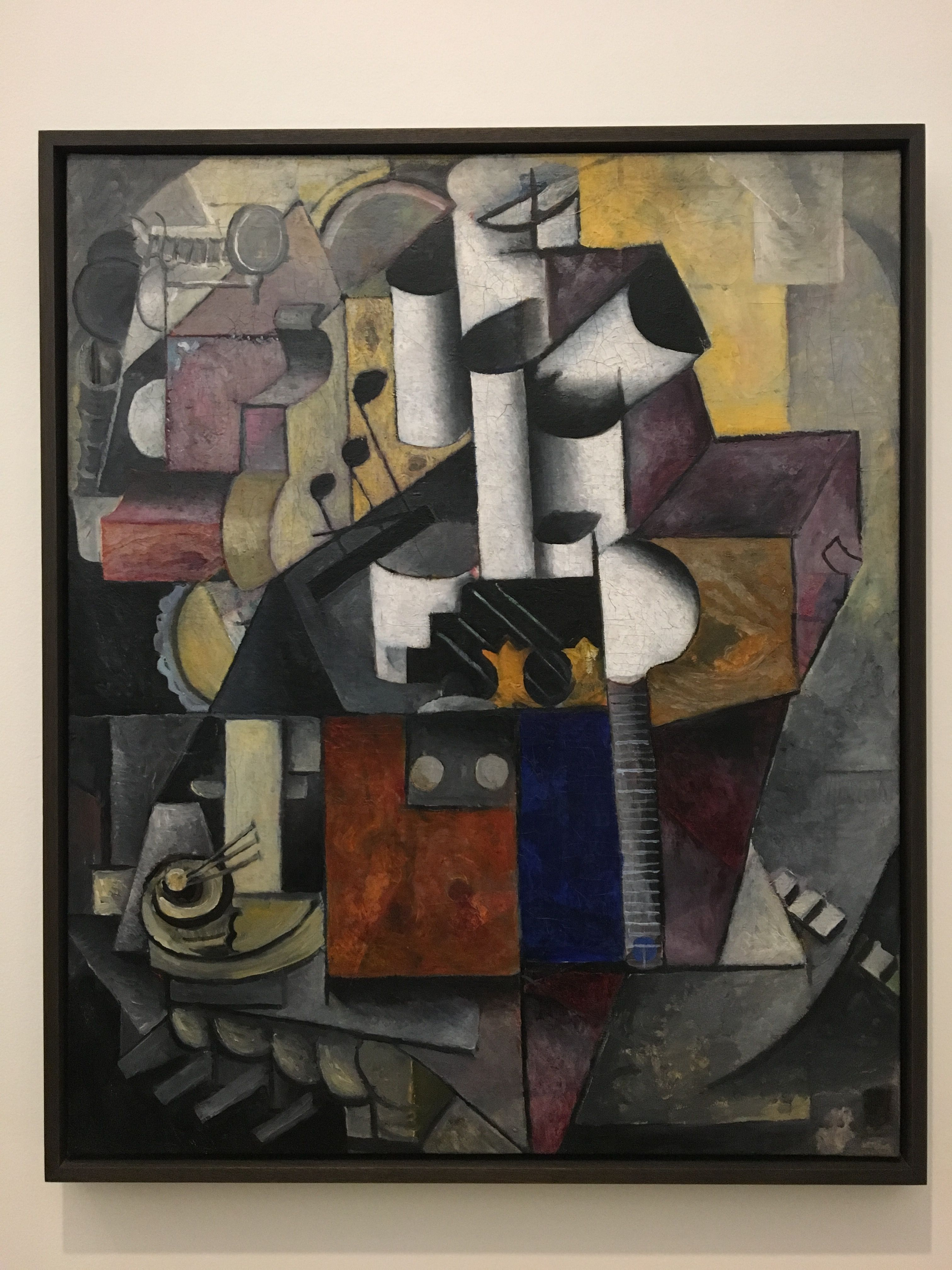 1916 Kazimir Malevich Suprematist Composition Abstract Art Poster Reprint New