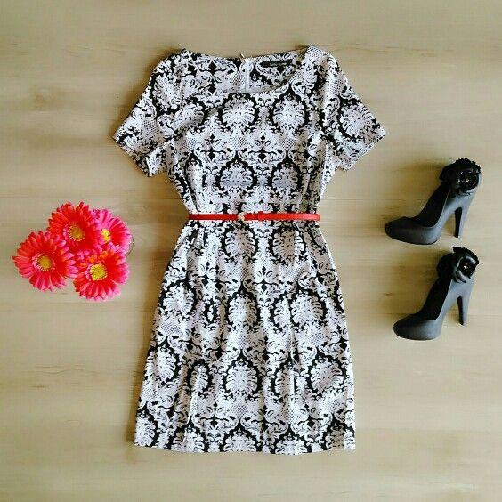 Vestido Tubinho Lindo! Corte Impecável!!!    Patris Boutique, prazer em vestir você!