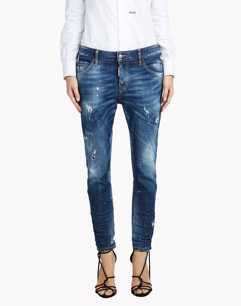 3b4f44dc2f1 cool girl jeans moda vaquera Mujer Dsquared2