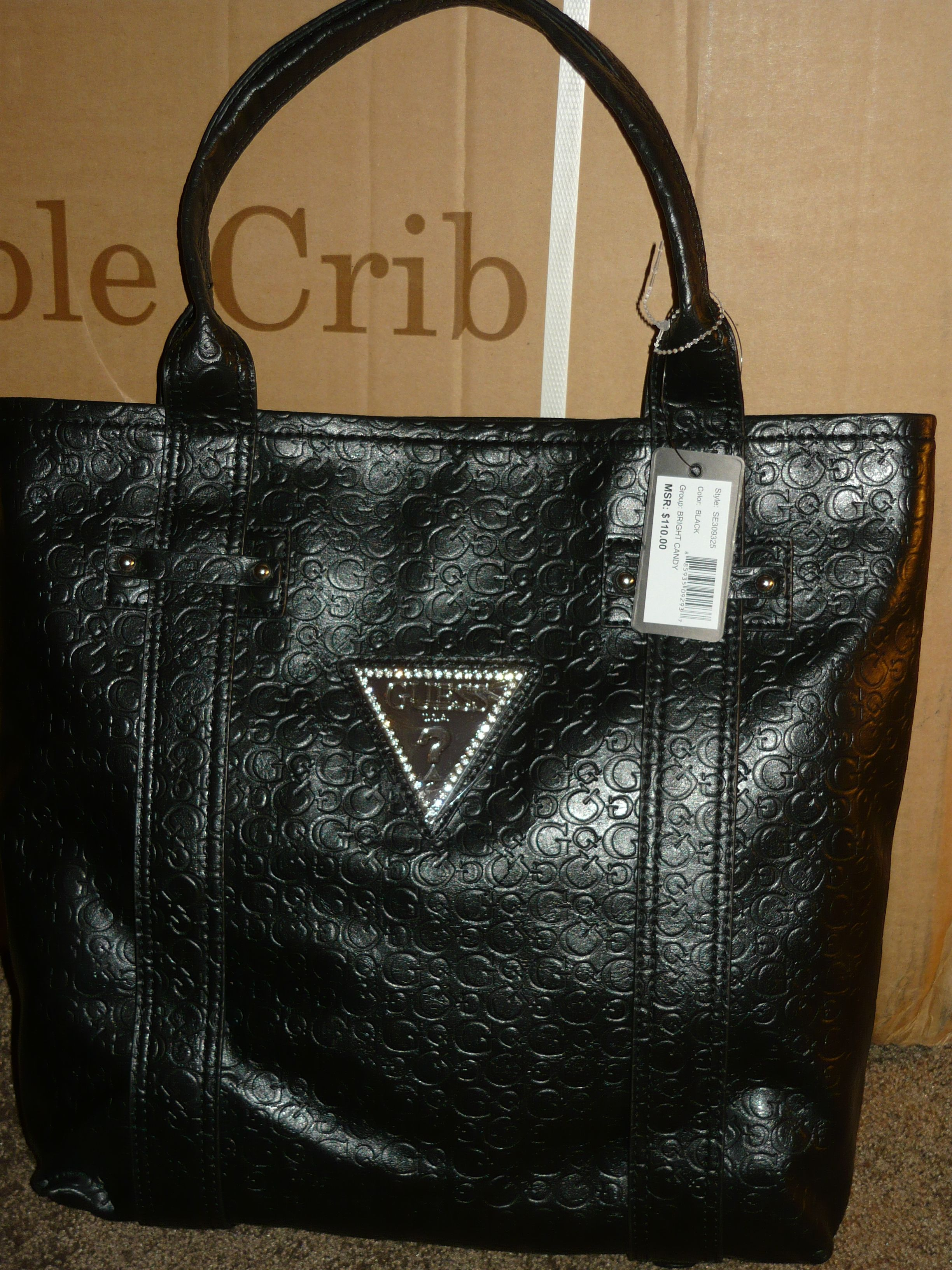 015361b866b5 My adorable  Guess diaper bag!!  3