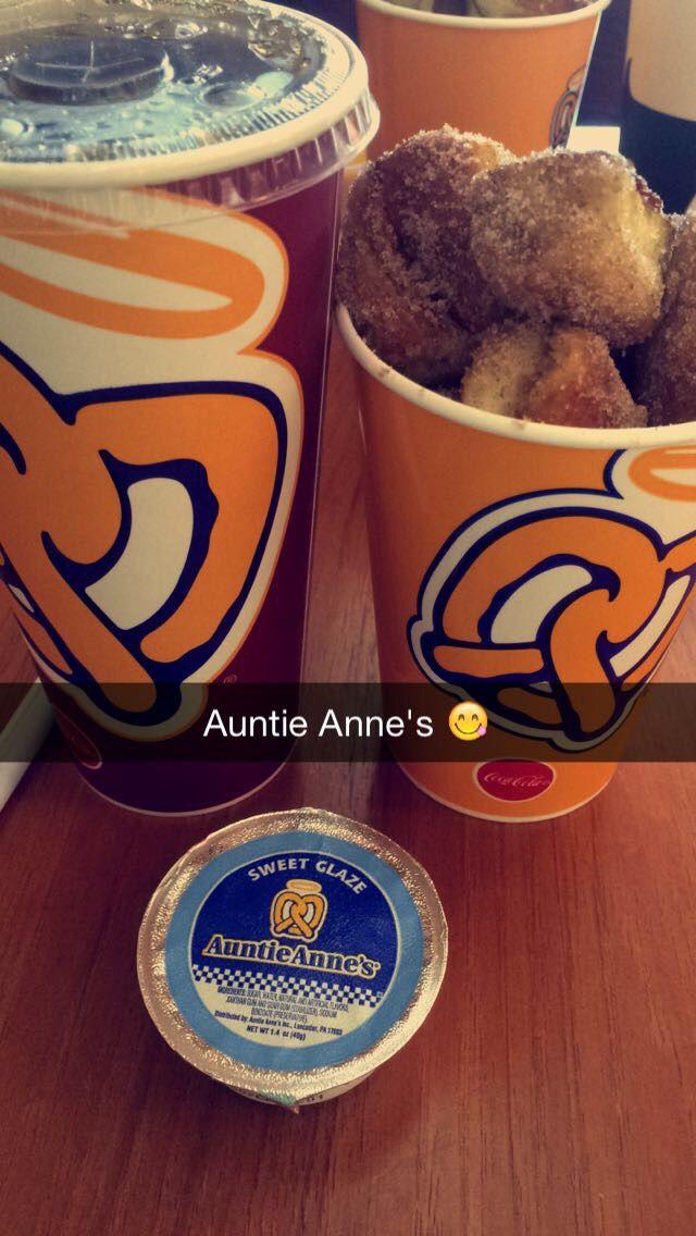 auntie anne's  food combining auntie annes food cravings