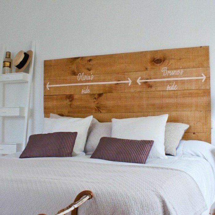 la tête de lit originale en 46 photos.   tete de lit alinea, lit