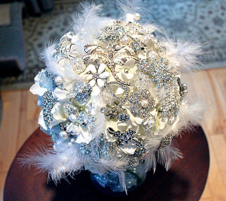 Michaels brooch bouquet diy my diy brooch bouquet with