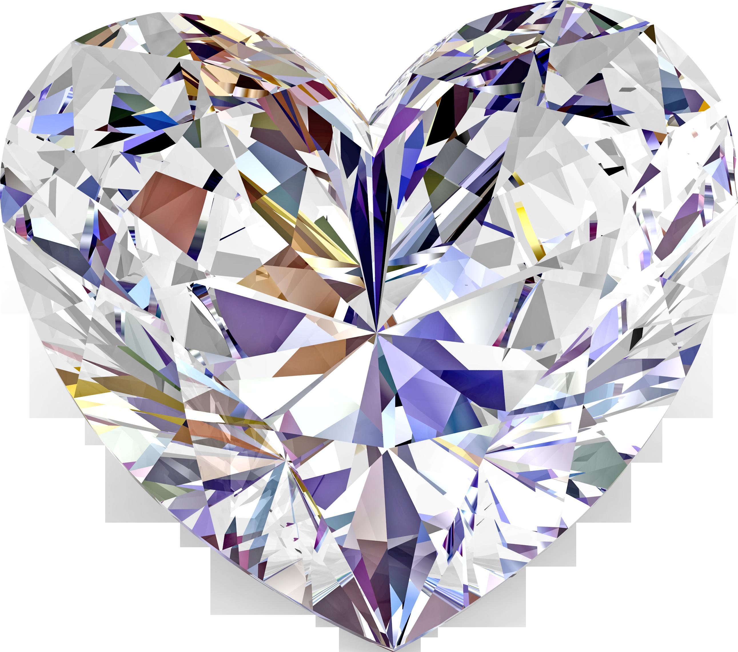 Klipart Lenagold Ru Heart Christmas Ornaments Diamond Heart Diamond Art