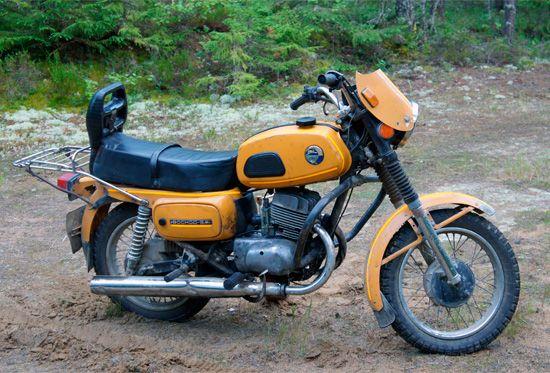 Мотоцикл Восход-3М | Мотоциклы café racer, Мотоцикл ...