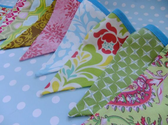 Flag/ Bunting - a project I want to do for my business....