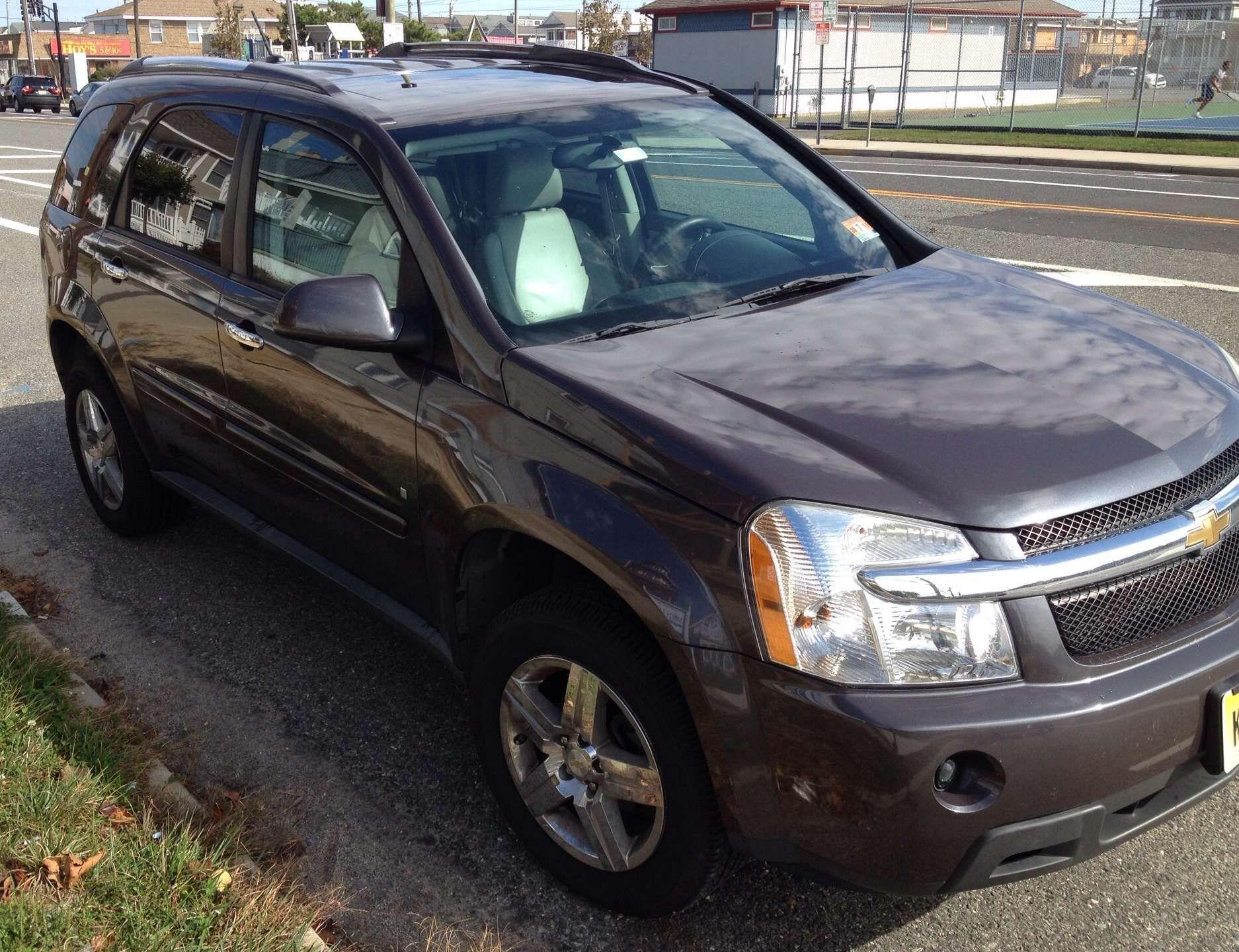 Make Chevrolet Model Equinox Year 2008 Body Style Exterior