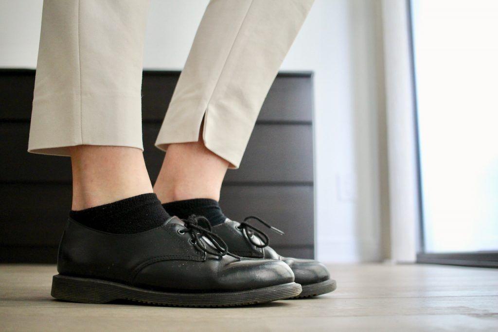 Dr.Martens Brook Black Womens Shoes