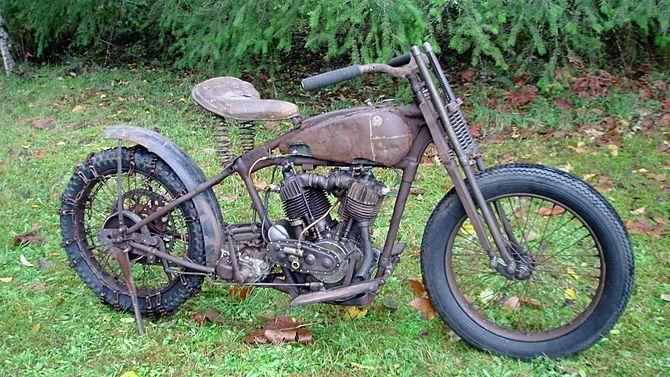 Tremendous 1927 Harley Davidson Jd Alcohol Hillclimb Magneto Ignition Presented Wiring Digital Resources Millslowmaporg