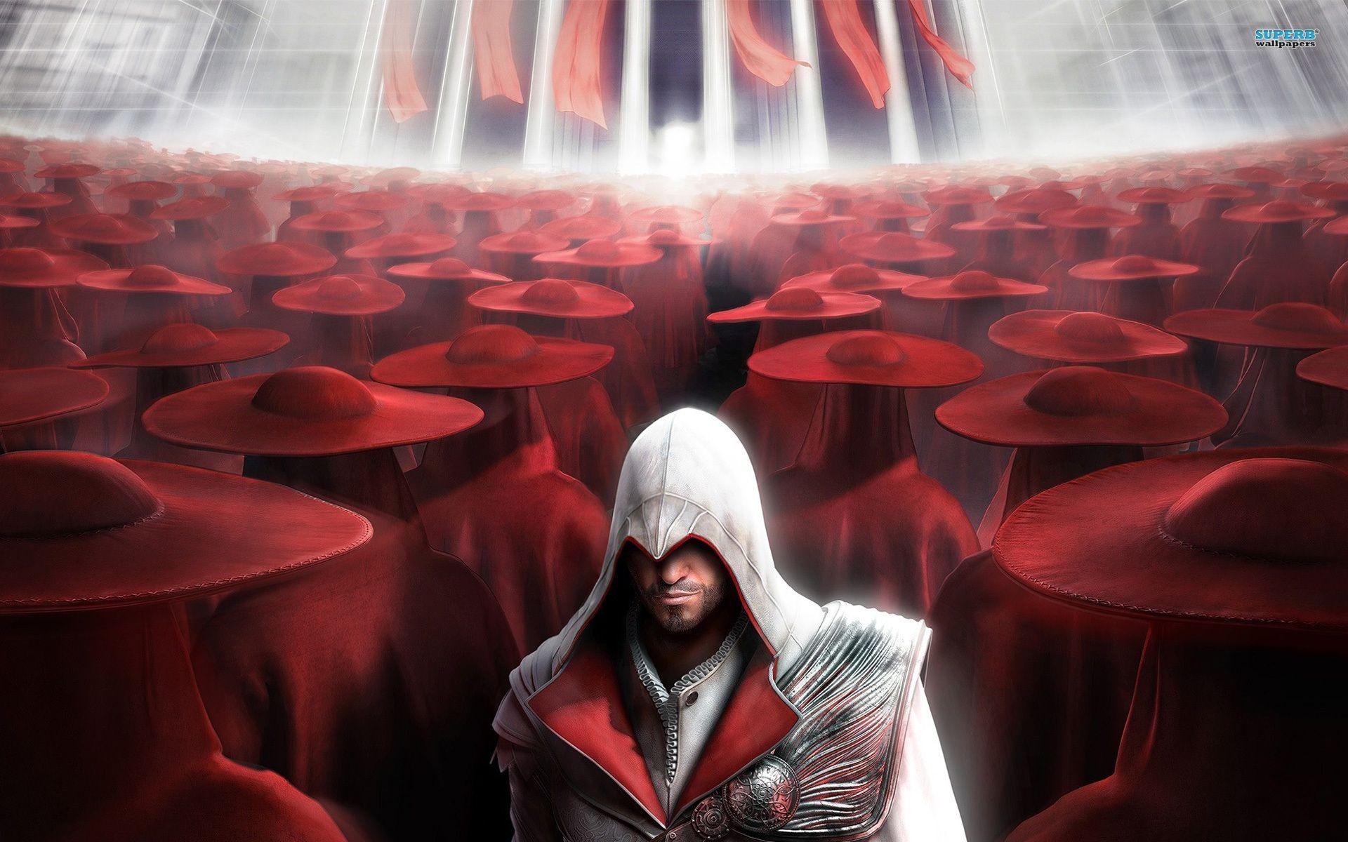 assassin's creed brotherhood | assassin's creed: brotherhood