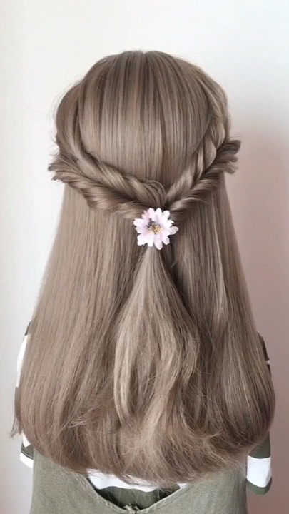 Hairstyle For Girls -   21 elegant hairstyles Videos ideas