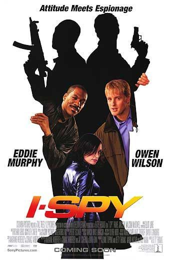 I Spy 2002 Eddie Murphy Owen Wilson Famke Janssen Action