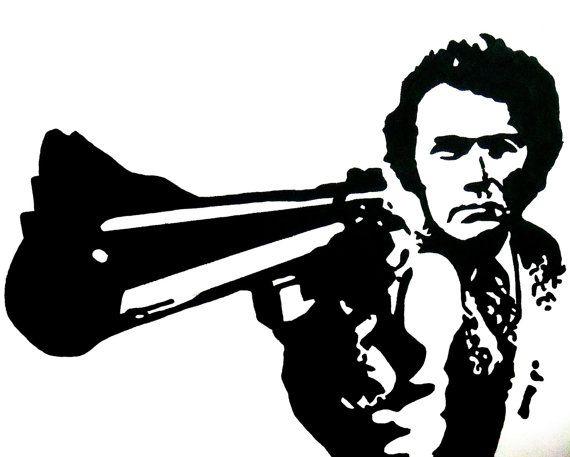 Clint Eastwood Dirty Harry - Beretta m35 Custom wood Grips http://www.rgrips.com/en/beretta-1934-1935-grips/22-beretta-19341935-grips.html