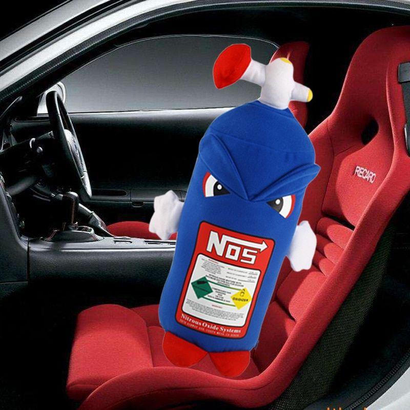 Jdm Nos Doll Nitrous Oxide Bottle Turbo Pillow Plush Toy Turbocharger Cushion Decor Headrest Backrest Seat Hellaflush Rest Review Turbocharger Jdm Headrest