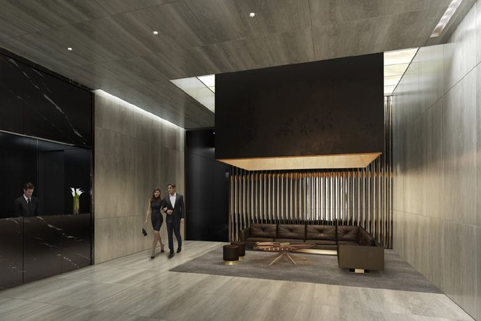 New york apartments for sale presale ny condos best pre for Apartment lobby design