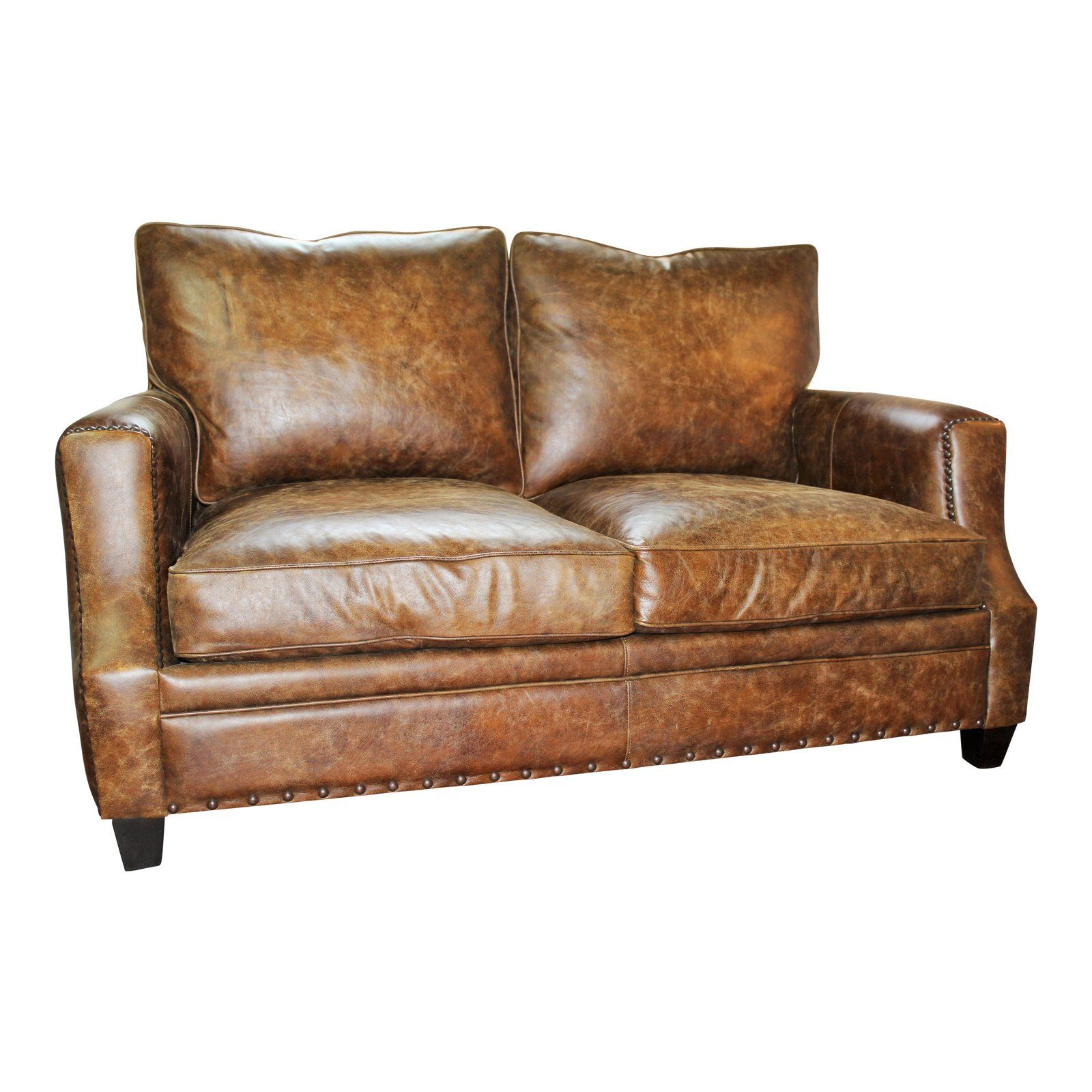 Terrific Bernhardt All Leather Loveseat In 2019 Wish List Leather Home Interior And Landscaping Ologienasavecom
