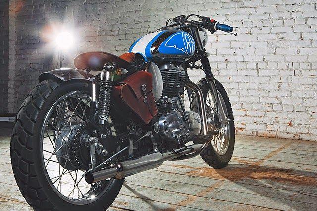 Royal Enfield 500:: MotoVida Cycle Inc. | 8negro