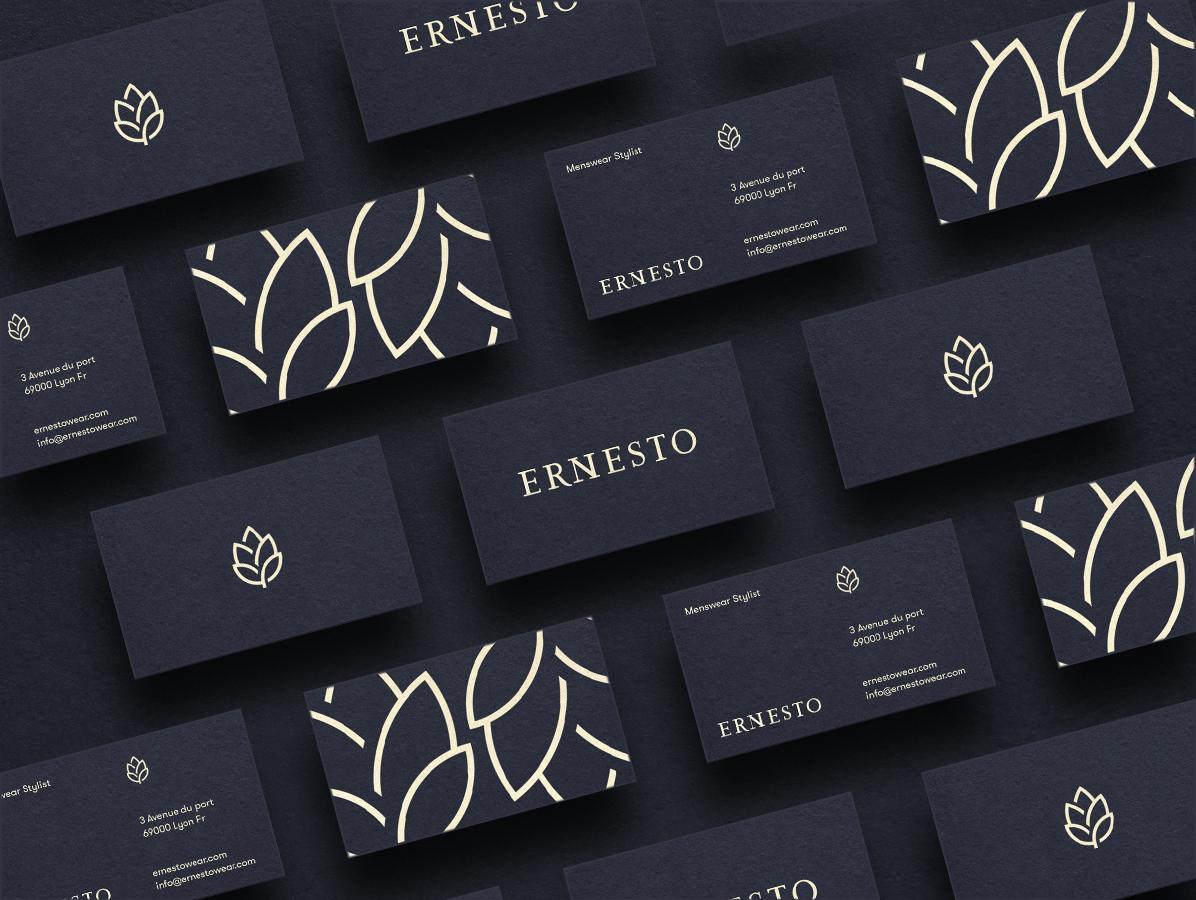 Ernesto on behance logo design pinterest behance business ernesto on behance reheart Images