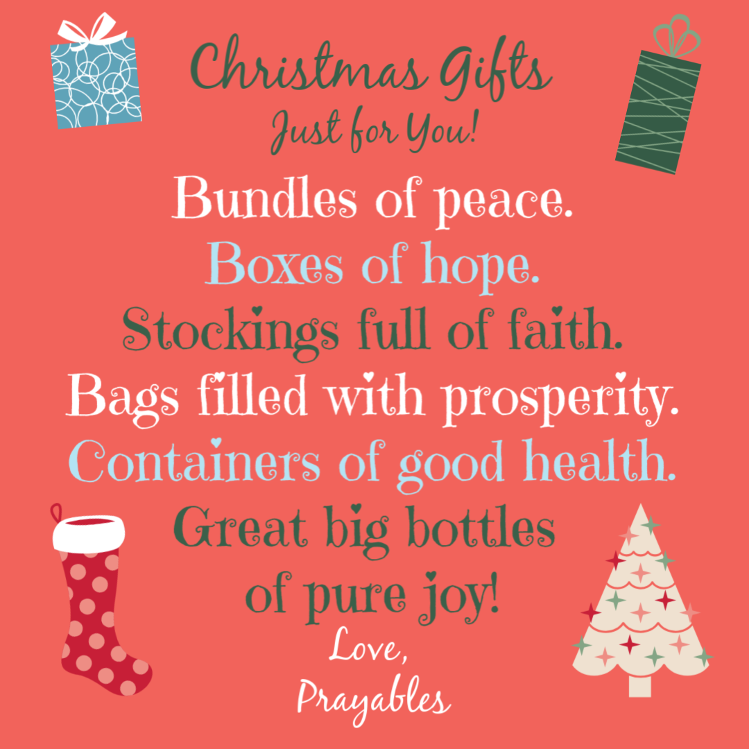 Christmas Quote Gifts Prayables Christmas Quotes Gift Quotes Inspirational Quotes