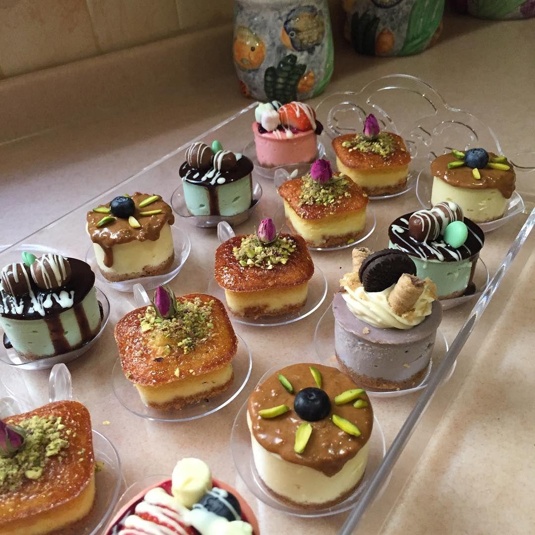 Insta Food15 On Instagram حلويات منزليه تشيز كيك بسبوسه لوتس شوكلاته الرياض طلبات حفلات مناسبات Food Cheesecake Mini Cheesecake