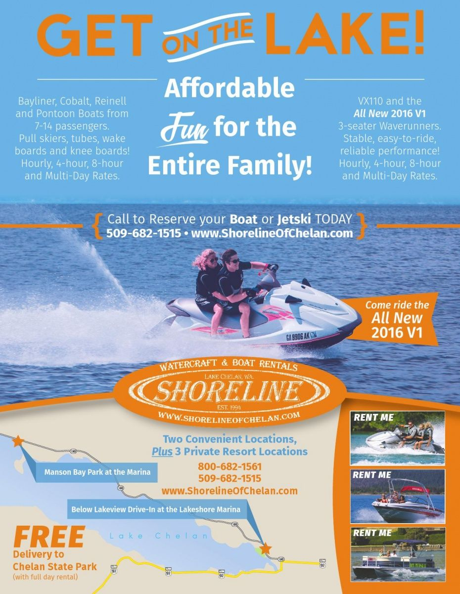 Get on the lake affordable fun for the entire family