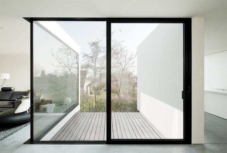 02/04/2013 – Situata alle porte di Gent (Belgio),la House DZdisegnata da Graux & Baeyens architecten, dimostra ancora una vol