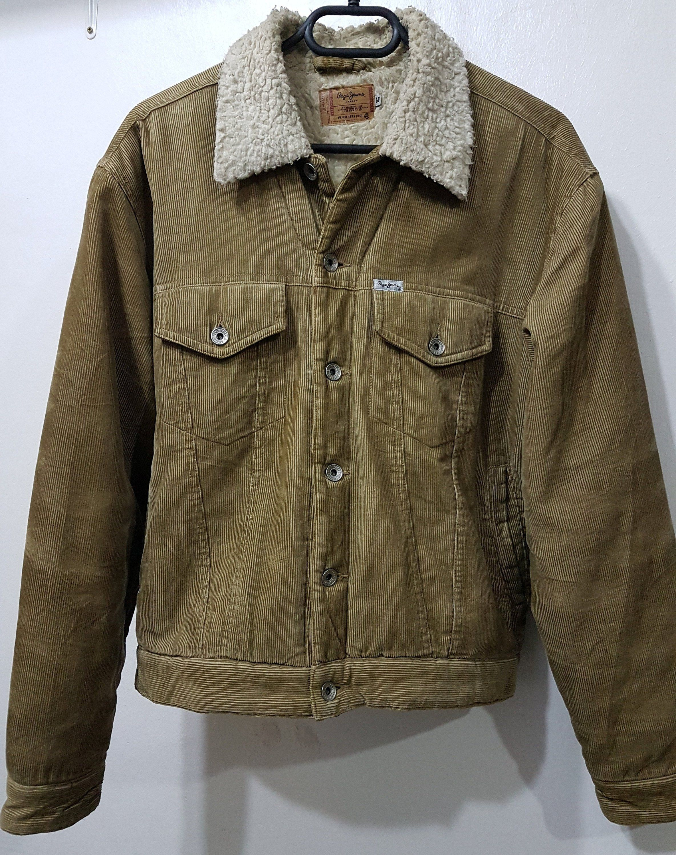 Pin On Vintage Jacket