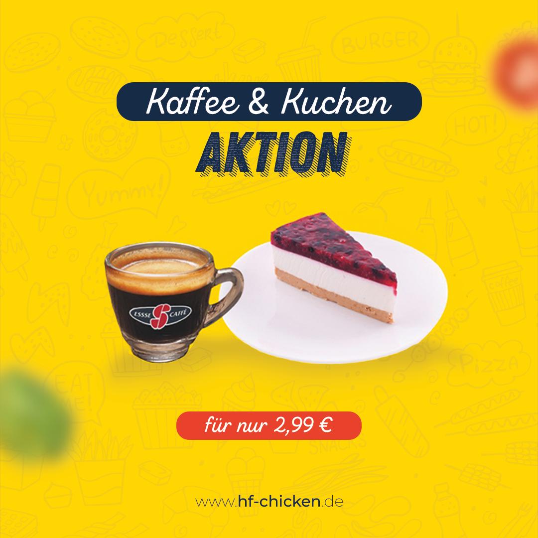 Kaffee & Kuchen – AKTION ☕🧁🥧 . Hast du schon von unserem ...