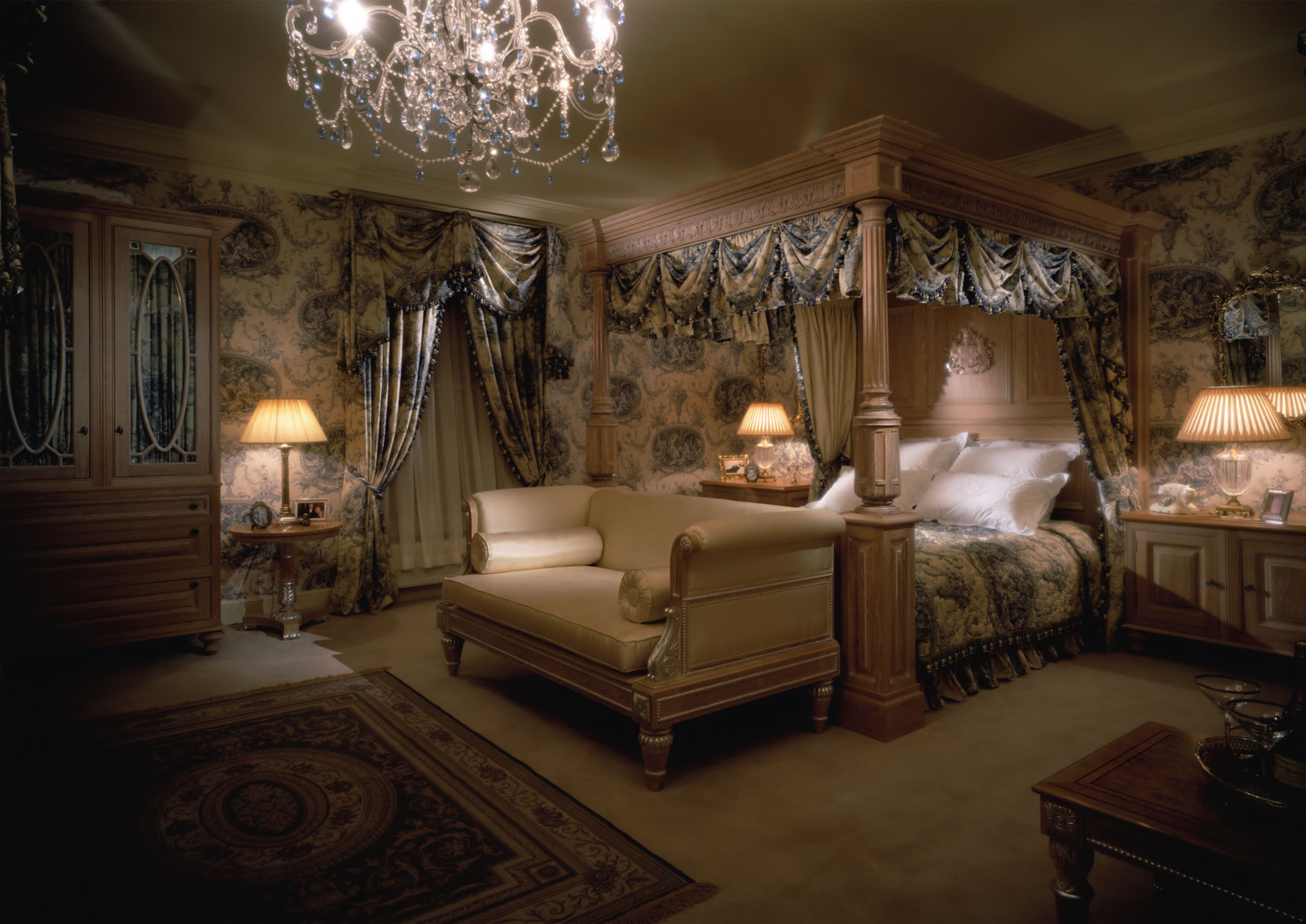 Luxury Bedrooms Bedroom By Clive Christian Omg So Inviting To Me