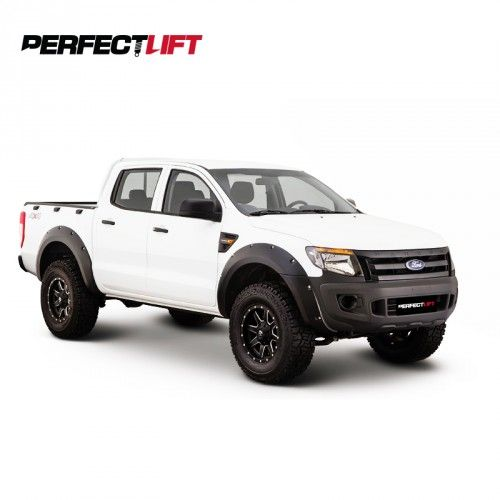Give Your Vehicle The Stance Of A Warrior And Get A Ride Of A