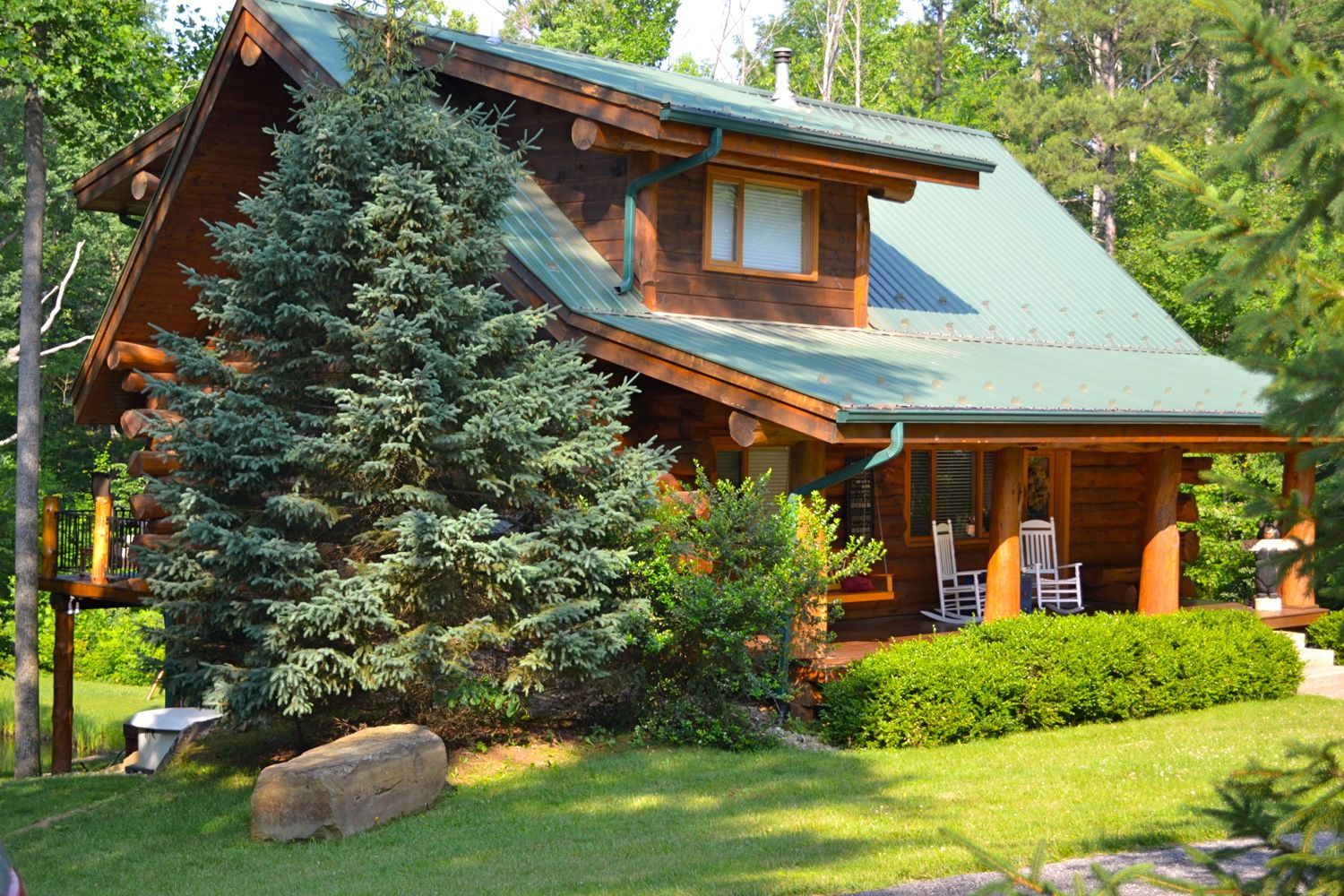 Image result for cabins in the country