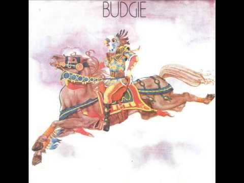 Darius, Dont You Get The Feelin: Budgie - Selftitled (1st