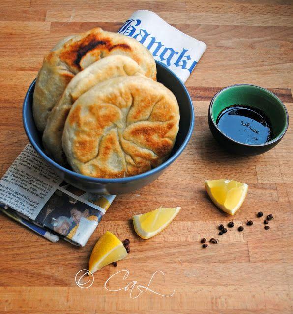 "I ""Sher Ping"" di Jamie Oliver ossia pancakes salati farciti"