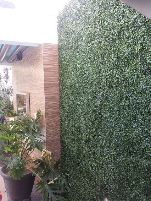 Follaje artificial en culiacan jardines verticales for Follaje para jardin