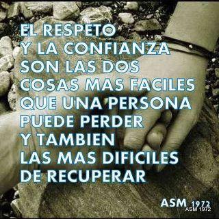 Confianza Y Respeto Frases De Amistad Citas En Español Frases Motivadoras