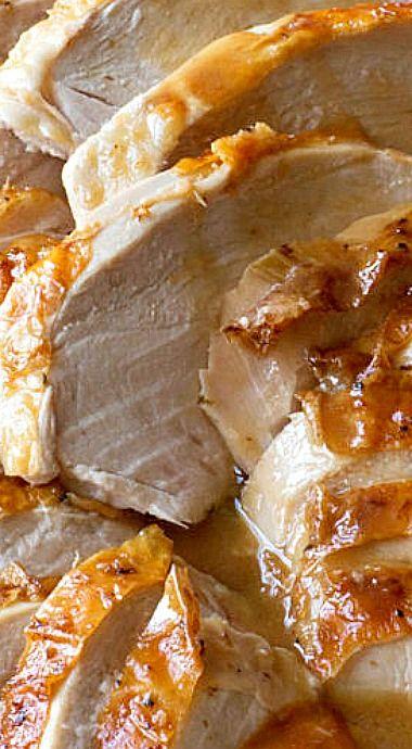 Make-Ahead Roast Turkey from Barefoot Contessa, Ina Garten ❊