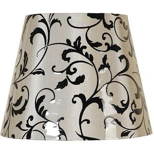 New lamp shade for that base. Better Homes and Gardens Fabric Lamp ...