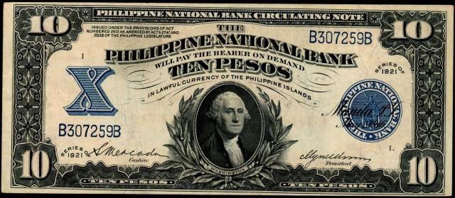 Philippine Money Antique Dollar Look Alike Numismatika Ph