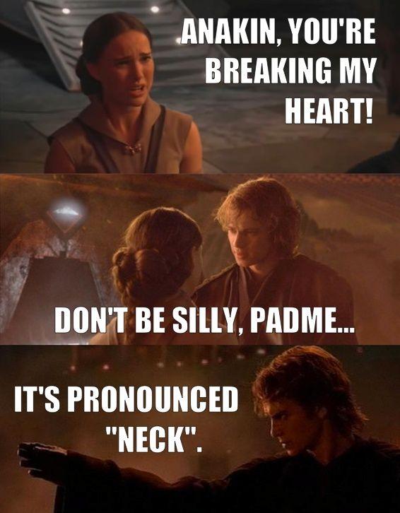 star wars relationships