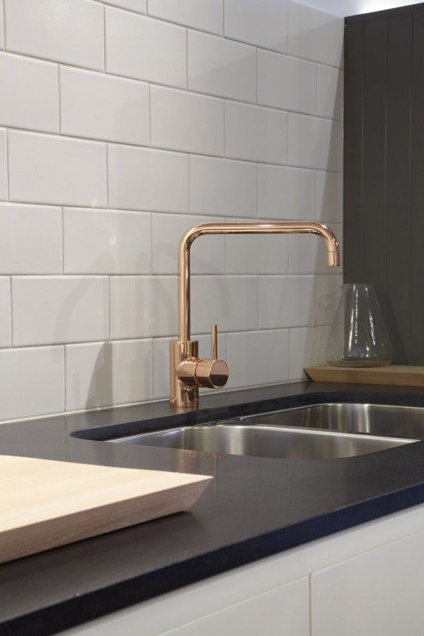 Copper finish kitchen mixer Astra Walker - would look amazing in the ...