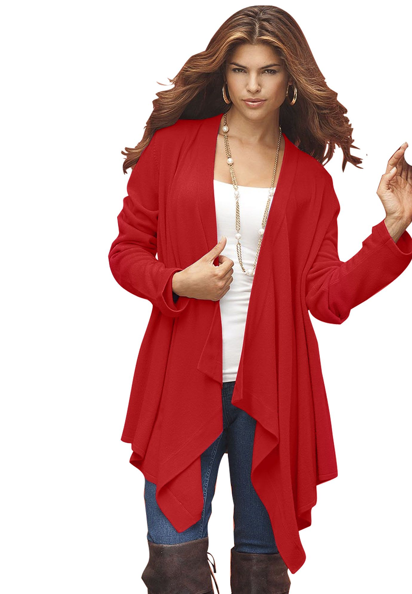 Plus Size Hankie Cardigan Image Plus Size Beauty Pinterest