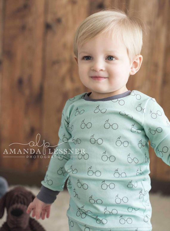 Spools And Drool Organic Handmade Luxury Gifts For Babies Nerd Baby Baby Pajamas Harry Potter Pyjamas