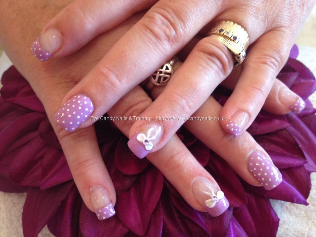 nailart with bows | nail art photo taken at 08 08 2012 13 46 27 nail ...
