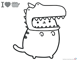 Printable Cute Dogs And Cats Coloring Pages Google Search Dinosaur Coloring Pages Cat Coloring Page Unicorn Coloring Pages
