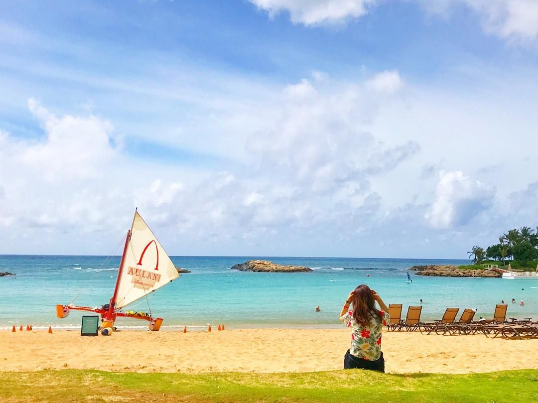 aloha 〜♡ とうとう最後の朝を 迎えてしまいました。 #今年も最高に