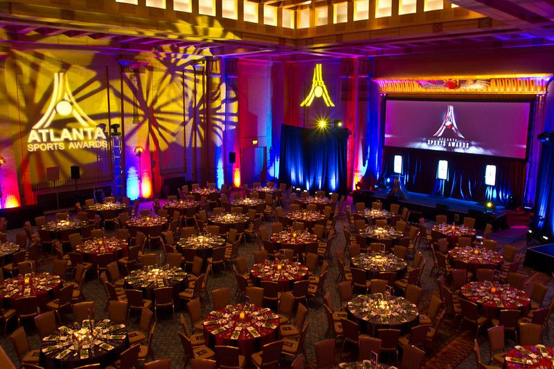 Pin by The Fox Theatre on Corporate Creativity Banquet